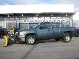2008 Chevrolet Silverado 2500HD Work Truck Regular Cab 4x4 Plow Truck Data, Info and Specs
