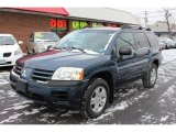 2004 Mitsubishi Endeavor Torched Steel Blue Pearl