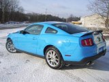 2011 Grabber Blue Ford Mustang GT Premium Coupe #59797237