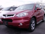 2008 Moroccan Red Pearl Acura RDX  #59797233