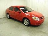 2007 Victory Red Chevrolet Cobalt LT Sedan #59797587