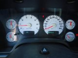 2002 Dodge Ram 1500 SLT Quad Cab Gauges
