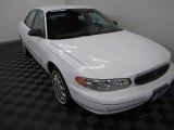 1999 Bright White Diamond Buick Century Custom #59797578