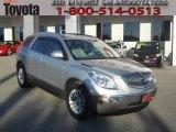 2010 Quicksilver Metallic Buick Enclave CXL #59797206