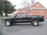 2004 Black Dodge Dakota SLT Club Cab 4x4 #59797877