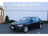 2008 Deep Green Metallic BMW 3 Series 328i Sedan #59797187