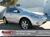 2009 Brilliant Silver Metallic Nissan Murano S AWD #59797864
