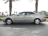2004 Pewter Silver Metallic Mercedes-Benz S 430 Sedan #59797160