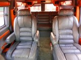 1998 GMC Savana Van Interiors