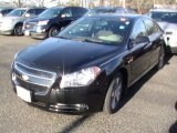2012 Black Granite Metallic Chevrolet Malibu LT #59797073