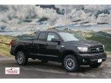 2012 Black Toyota Tundra TRD Rock Warrior Double Cab 4x4 #59797060