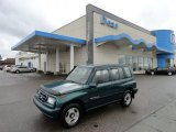 1997 Geo Tracker Woodland Green Metallic