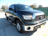 2008 Timberland Green Mica Toyota Tundra Double Cab #59797418