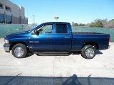 2005 Dodge Ram 1500 Patriot Blue Pearl