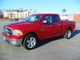 2009 Dodge Ram 1500 SLT Quad Cab Data, Info and Specs