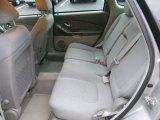 2007 Chevrolet Malibu Maxx LT Wagon Rear Seat
