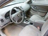 2007 Chevrolet Malibu Maxx LT Wagon Titanium Gray Interior