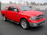 2012 Dodge Ram 1500 Flame Red