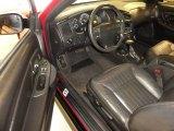 2004 Chevrolet Monte Carlo Dale Earnhardt Jr. Signature Series Ebony Black Interior