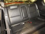 2004 Chevrolet Monte Carlo Dale Earnhardt Jr. Signature Series Rear Seat