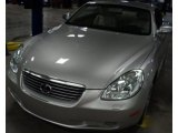 2003 Millennium Silver Metallic Lexus SC 430 #59797673