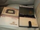 2003 Lexus SC 430 Books/Manuals