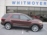 2012 Cinnamon Metallic Ford Explorer XLT 4WD #59860404