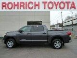 2011 Magnetic Gray Metallic Toyota Tundra SR5 CrewMax 4x4 #59861022