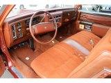 Cadillac Coupe DeVille Interiors