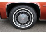 Cadillac Coupe DeVille Wheels and Tires