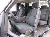 2010 Chevrolet Silverado 1500 LS Extended Cab 4x4 Dark Titanium Interior