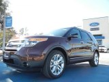 2012 Cinnamon Metallic Ford Explorer XLT #59859744