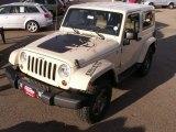 2011 Sahara Tan Jeep Wrangler Mojave 4x4 #59860357