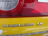 2003 Chevrolet Cavalier LS Coupe Marks and Logos