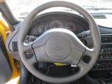 2003 Chevrolet Cavalier LS Coupe Steering Wheel