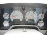 2008 Dodge Ram 3500 SLT Mega Cab 4x4 Dually Gauges