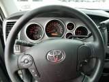 2012 Toyota Tundra Double Cab Steering Wheel
