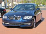 2012 Deep Sea Blue Metallic BMW 3 Series 328i Convertible #59859659