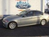 2006 Silver Grey Metallic BMW 3 Series 325i Sedan #59859649
