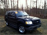 2001 Deep Wedgewood Blue Metallic Ford Explorer Sport 4x4 #59860885