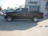 2012 Black Dodge Ram 1500 Express Quad Cab #59860275