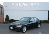 2008 Deep Green Metallic BMW 3 Series 328i Sedan #59859609