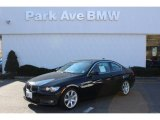2008 Jet Black BMW 3 Series 335i Coupe #59859606