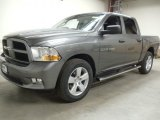 2012 Mineral Gray Metallic Dodge Ram 1500 Express Crew Cab 4x4 #59860818