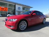 2009 Crimson Red BMW 3 Series 328i Coupe #59860230