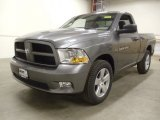 2012 Mineral Gray Metallic Dodge Ram 1500 Express Regular Cab 4x4 #59860798