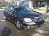 2004 Brilliant Black Crystal Pearl Chrysler Pacifica  #59860158