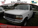 1996 Ford F250 XL Regular Cab Chassis