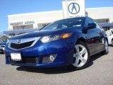 2010 Vortex Blue Pearl Acura TSX Sedan #59859510