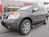 2012 Smoke Gray Nissan Armada Platinum #59860109